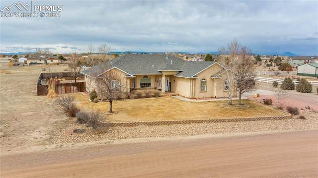 535 S Venango Drive, Pueblo West, CO 81007 (#1289180) :: The Dixon Group