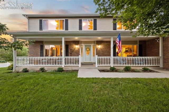 57 Broadmoor Avenue, Colorado Springs, CO 80906 (#1290165) :: Finch & Gable Real Estate Co.