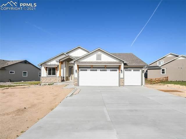 14112 Stone Eagle Place, Colorado Springs, CO 80921 (#1290411) :: Dream Big Home Team | Keller Williams