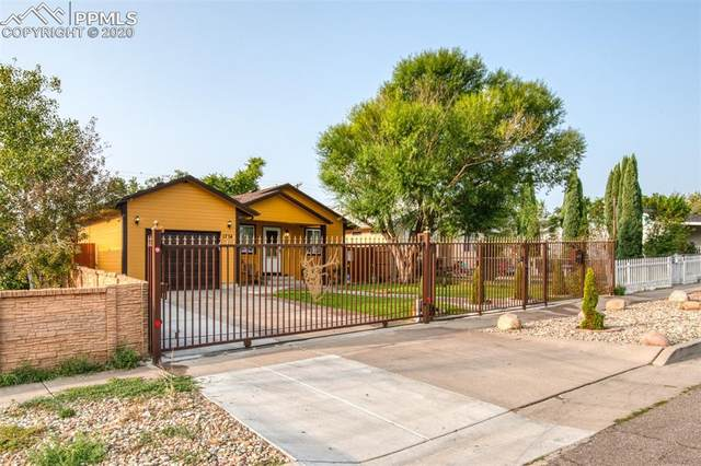 1734 E 10th Street, Pueblo, CO 81001 (#1290588) :: Finch & Gable Real Estate Co.