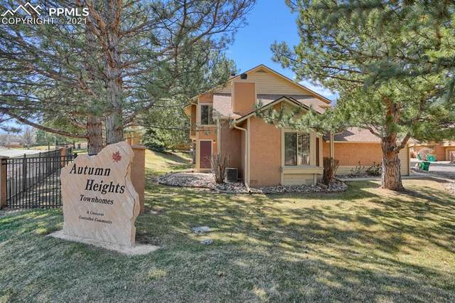 4270 Autumn Heights Drive A, Colorado Springs, CO 80906 (#1290693) :: The Gold Medal Team with RE/MAX Properties, Inc