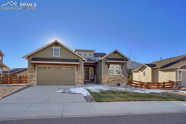 17648 Lake Side Drive, Monument, CO 80132 (#1291031) :: CC Signature Group