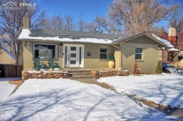 2216 Wood Avenue, Colorado Springs, CO 80907 (#1291323) :: Jason Daniels & Associates at RE/MAX Millennium
