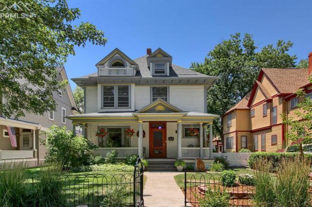 1414 N Tejon Street, Colorado Springs, CO 80907 (#1293627) :: 8z Real Estate