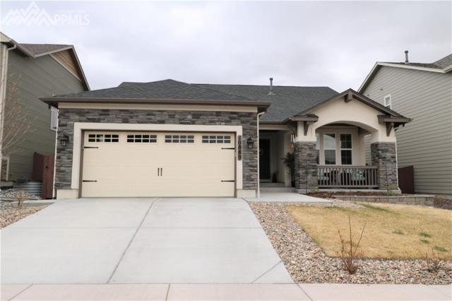 10889 Echo Canyon Drive, Colorado Springs, CO 80908 (#1294828) :: RE/MAX Advantage
