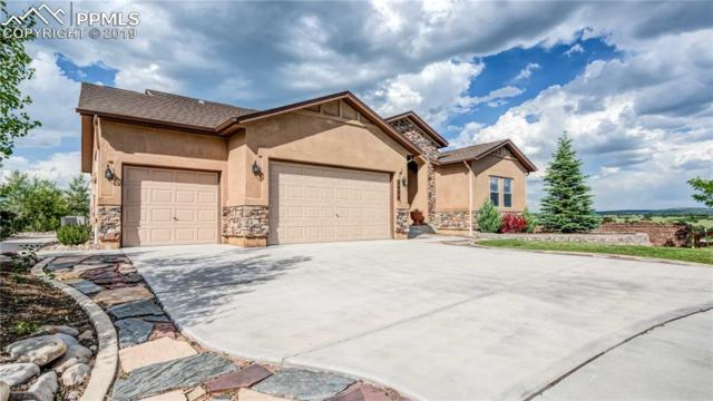 2478 Fieldbrook Court, Colorado Springs, CO 80921 (#1295247) :: The Hunstiger Team