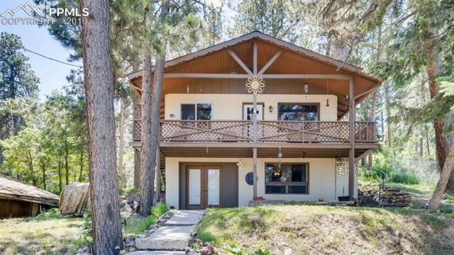 149 Shady Lane, Palmer Lake, CO 80133 (#1296591) :: Harling Real Estate
