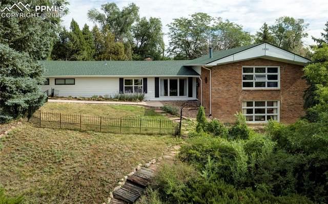 1020 Venus Drive, Colorado Springs, CO 80905 (#1297843) :: Finch & Gable Real Estate Co.