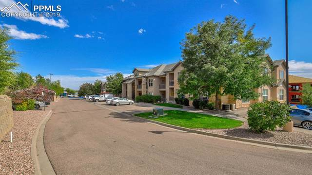605 Cougar Bluff Point #110, Colorado Springs, CO 80906 (#1298678) :: The Peak Properties Group