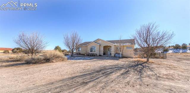 2026 W Guadalupe Drive, Pueblo West, CO 81007 (#1299419) :: Action Team Realty