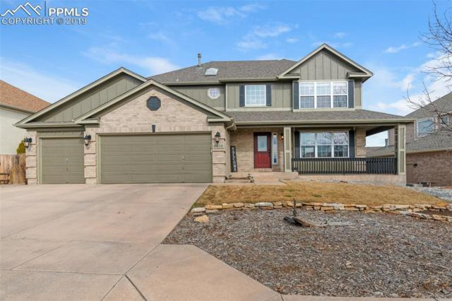 8408 Old Exchange Drive, Colorado Springs, CO 80920 (#1299955) :: The Treasure Davis Team