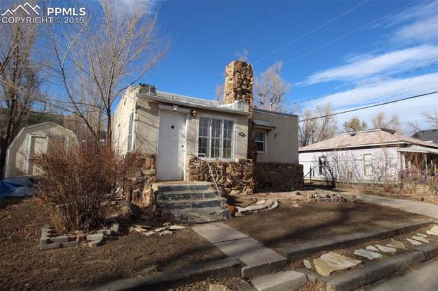 306 N 24th Street, Colorado Springs, CO 80904 (#1302144) :: The Hunstiger Team