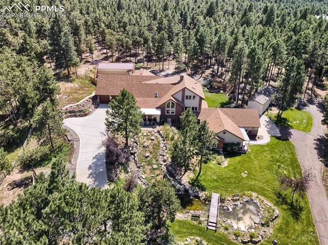 2525 Evergreen Road, Colorado Springs, CO 80921 (#1303398) :: 8z Real Estate