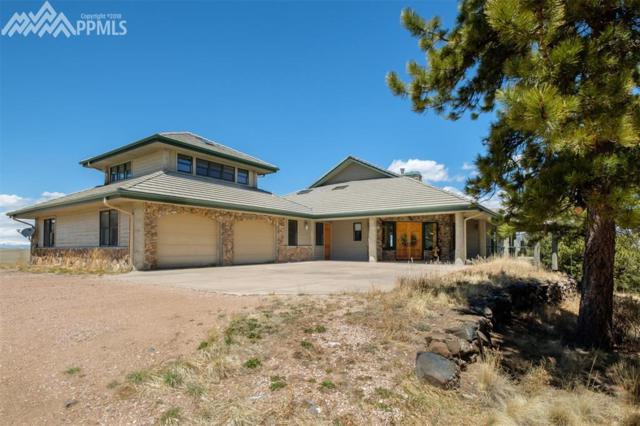 5681 County 59 Road, Florissant, CO 80816 (#1307927) :: 8z Real Estate