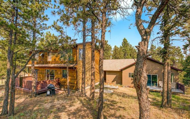12 Druid Trail, Florissant, CO 80816 (#1308990) :: 8z Real Estate
