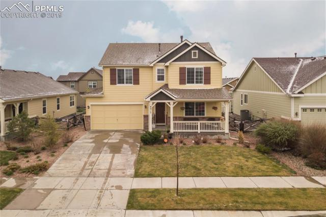 8017 Briarthorn Lane, Colorado Springs, CO 80927 (#1309675) :: The Kibler Group