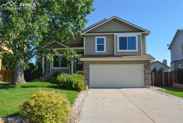 1358 S Canoe Creek Drive, Colorado Springs, CO 80906 (#1310841) :: Tommy Daly Home Team