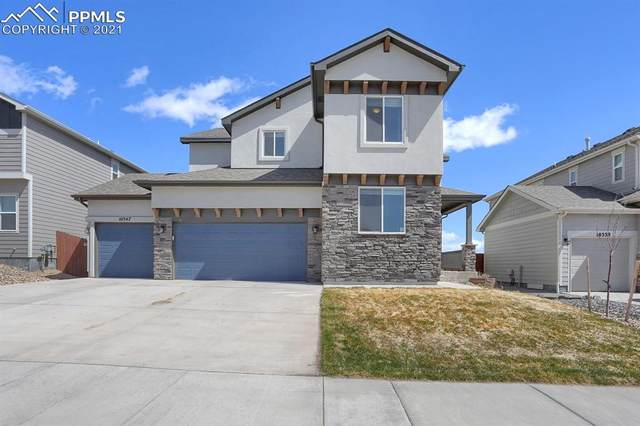 10347 Evening Vista Drive, Peyton, CO 80831 (#1311364) :: HomeSmart