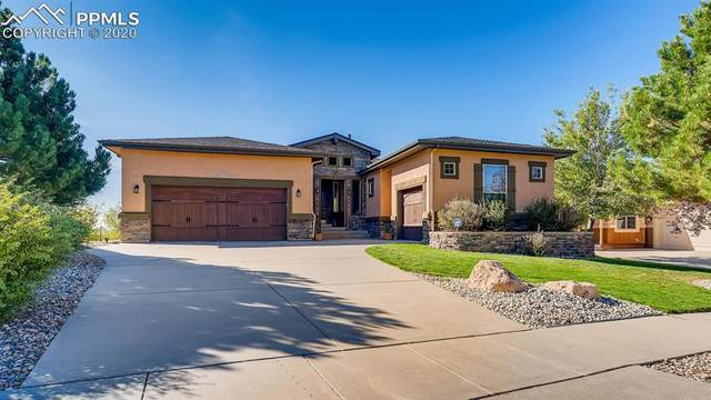 13728 Windy Oaks Road, Colorado Springs, CO 80921 (#1314195) :: Finch & Gable Real Estate Co.