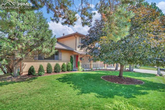 220 Arequa Ridge Drive, Colorado Springs, CO 80919 (#1314974) :: Tommy Daly Home Team