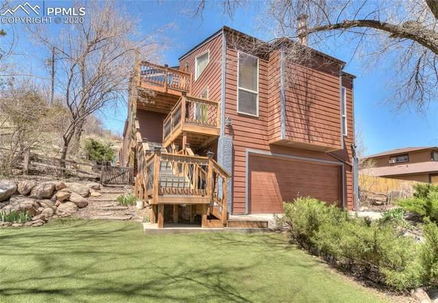 812 Sirius Drive, Colorado Springs, CO 80905 (#1317011) :: CC Signature Group