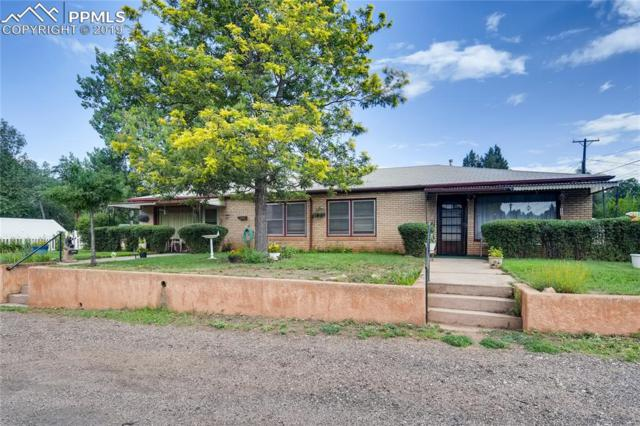 2 Via Chula Vista Street, Manitou Springs, CO 80829 (#1317146) :: Action Team Realty