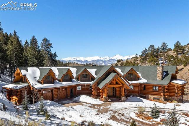 995 Schulze Ranch Road, Westcliffe, CO 81252 (#1317560) :: Tommy Daly Home Team