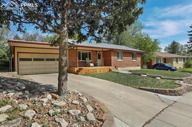 316 Laclede Avenue, Colorado Springs, CO 80905 (#1317942) :: Re/Max Structure