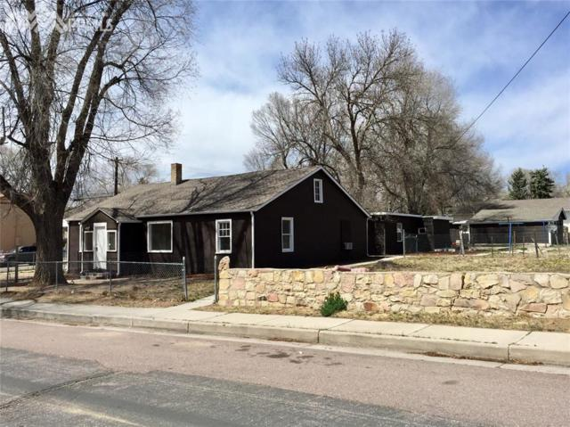 809 Bennett Avenue, Colorado Springs, CO 80909 (#1317992) :: 8z Real Estate