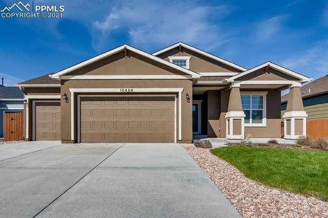 10458 Mt Emerald Drive, Peyton, CO 80831 (#1318529) :: Hudson Stonegate Team