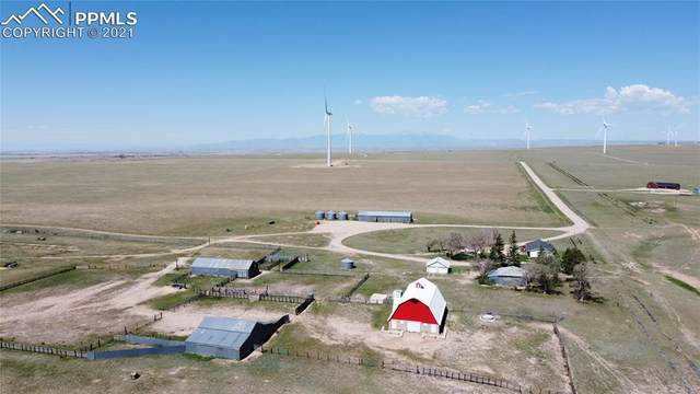 31245 Corona Road, Calhan, CO 80808 (#1320184) :: The Gold Medal Team with RE/MAX Properties, Inc