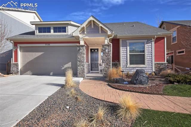 7133 Snowbell Lane, Colorado Springs, CO 80927 (#1320693) :: The Dixon Group