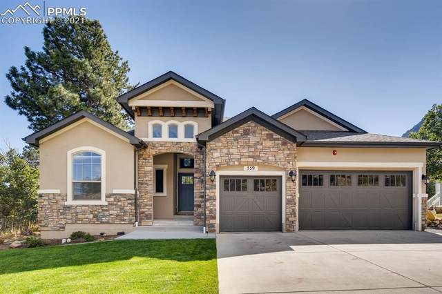 559 Mountain Pass View, Colorado Springs, CO 80906 (#1321449) :: The Harling Team @ HomeSmart