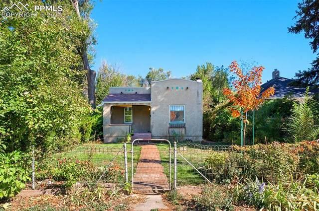 505 N Spruce Street, Colorado Springs, CO 80905 (#1322075) :: 8z Real Estate