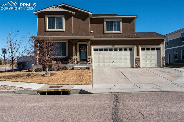 7704 Candlelight Lane, Fountain, CO 80817 (#1322679) :: Finch & Gable Real Estate Co.