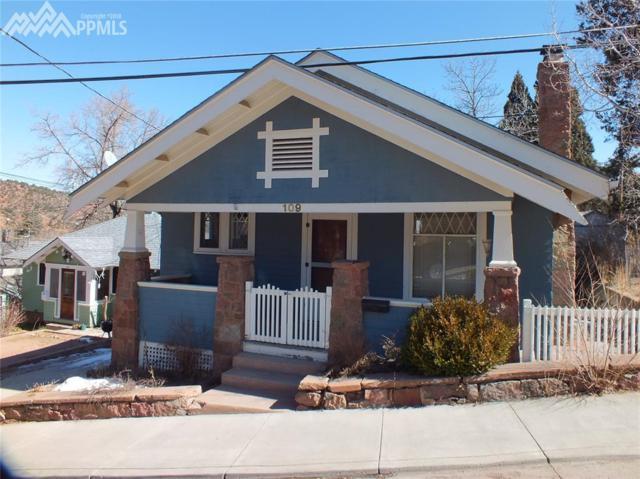 109 Modoc Place, Manitou Springs, CO 80829 (#1324757) :: Group 46:10 Colorado Springs
