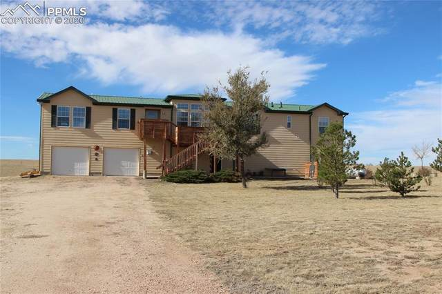 489 County Road 137 Road, Rush, CO 80833 (#1324918) :: Action Team Realty