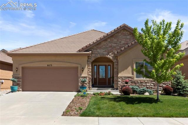 8173 Regiment Court, Colorado Springs, CO 80920 (#1325377) :: The Hunstiger Team