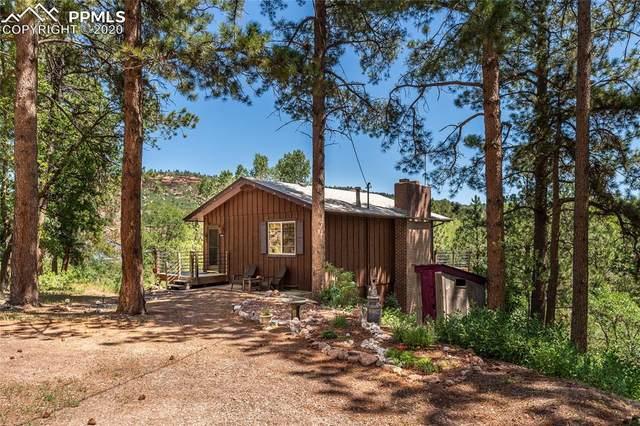 264 Brook Ridge Avenue, Palmer Lake, CO 80133 (#1326474) :: 8z Real Estate