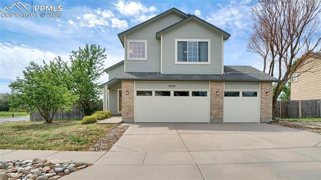 5337 Hawk Springs Drive, Colorado Springs, CO 80923 (#1327502) :: Tommy Daly Home Team