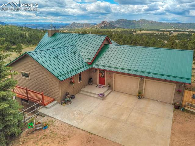 904 Old Ranch Road, Florissant, CO 80816 (#1327908) :: 8z Real Estate