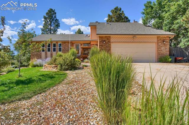 5904 Split Pine Court, Colorado Springs, CO 80918 (#1328270) :: The Peak Properties Group