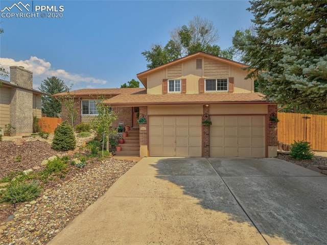 6007 Flintridge Drive, Colorado Springs, CO 80918 (#1330598) :: Tommy Daly Home Team