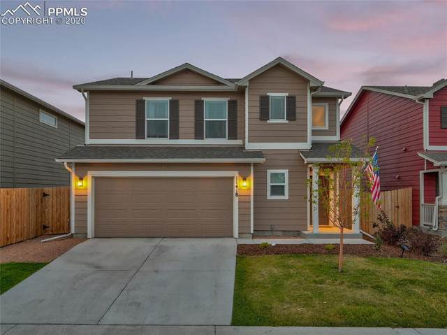 11418 Moonrock Heights, Peyton, CO 80831 (#1332767) :: Action Team Realty