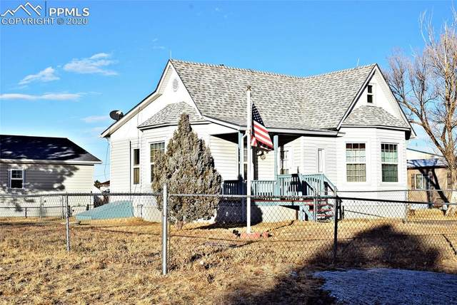 13625 Front Street, Peyton, CO 80831 (#1332917) :: Action Team Realty