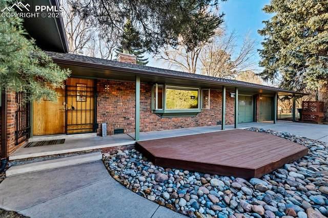 3908 Templeton Gap Road, Colorado Springs, CO 80907 (#1333600) :: The Dixon Group