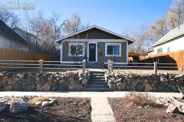 732 N Spruce Street, Colorado Springs, CO 80905 (#1333728) :: Tommy Daly Home Team