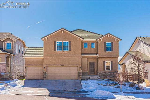 1364 Diamond Rim Drive, Colorado Springs, CO 80921 (#1334571) :: 8z Real Estate