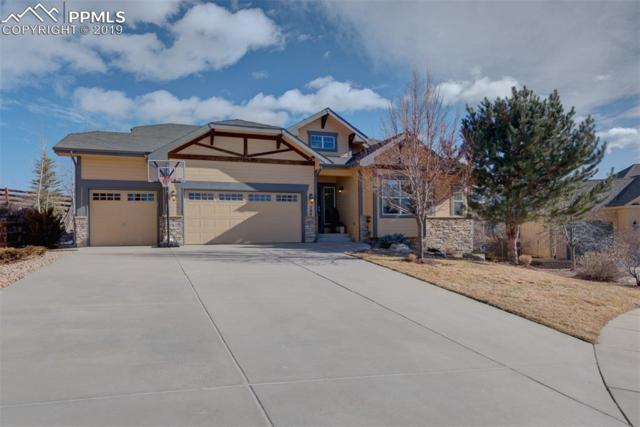 599 Burke Hollow Drive, Monument, CO 80132 (#1340120) :: Fisk Team, RE/MAX Properties, Inc.