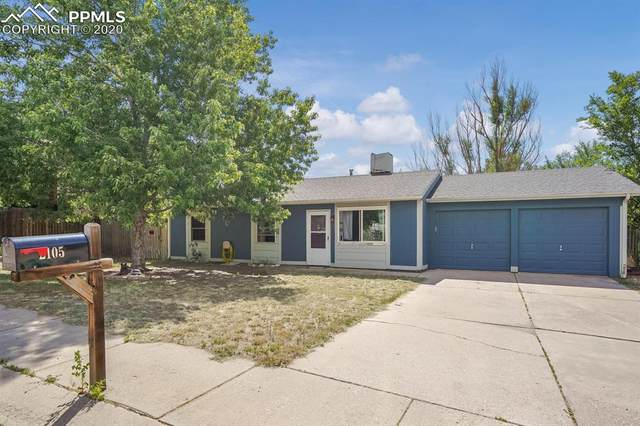 2105 Shawnee Court, Colorado Springs, CO 80915 (#1340716) :: Tommy Daly Home Team